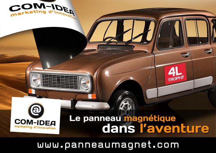 Panneau-4l trophy